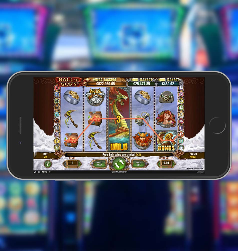 Slot Machine Bet 9829