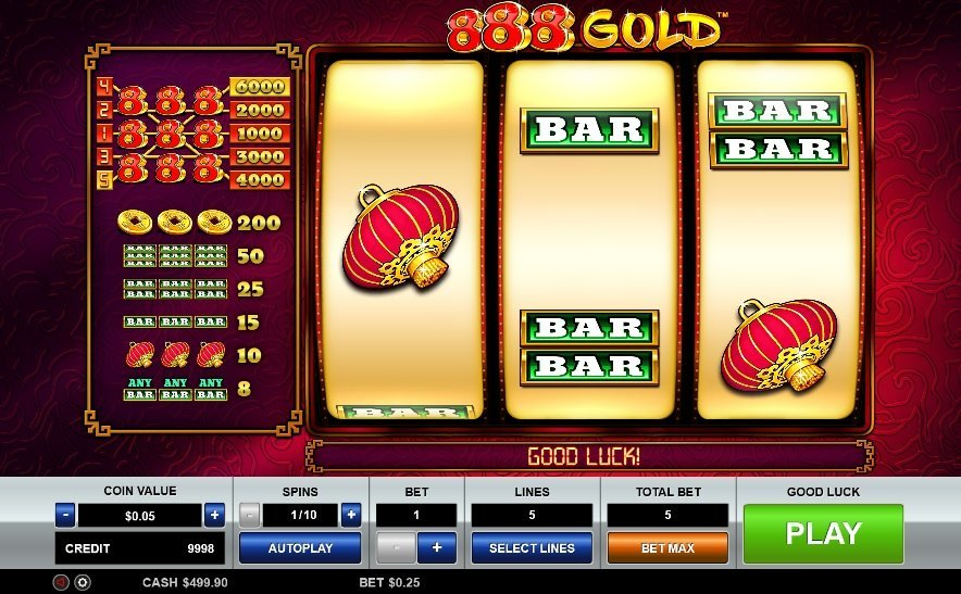 Cashback Pokie Review 38505