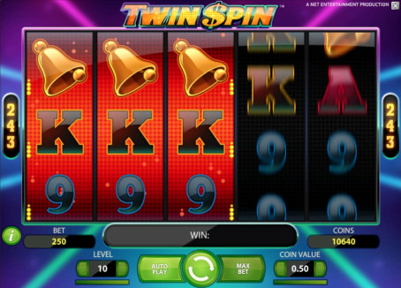 Twin Spin 41212