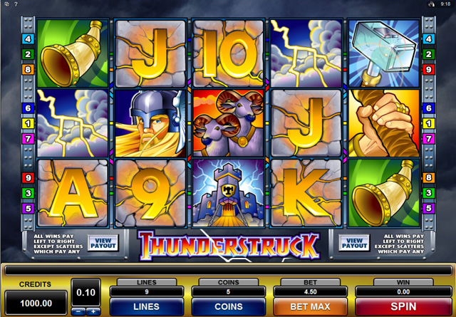 Best Slots Payout 1594