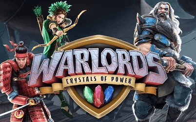 Warlords Crystals of 71834
