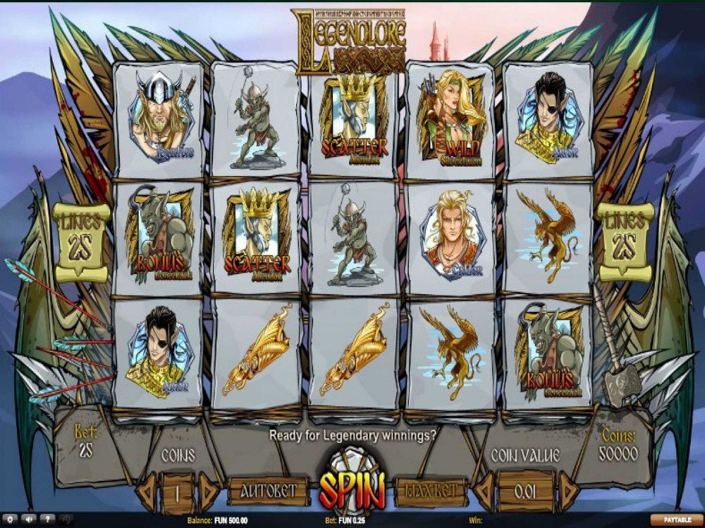 Legendlore Slot Multi 64586