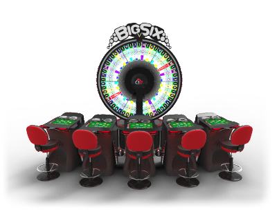Mechanical Roulette Spin 11192