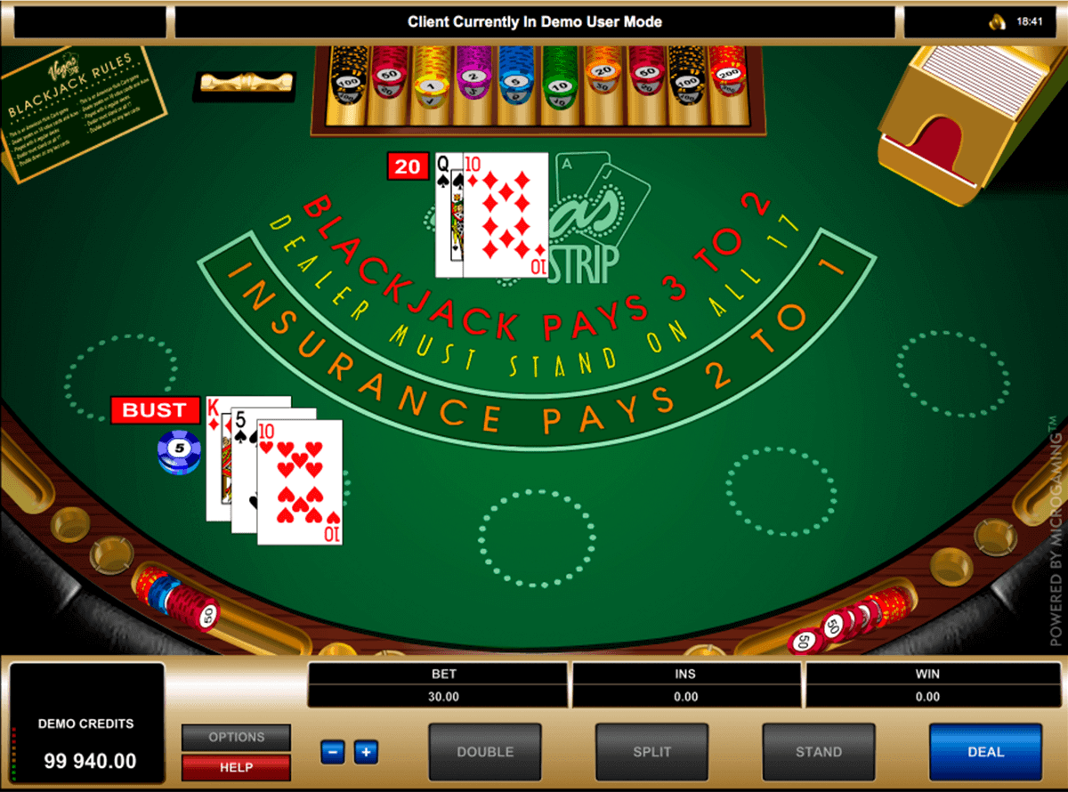 European Blackjack Online 63521
