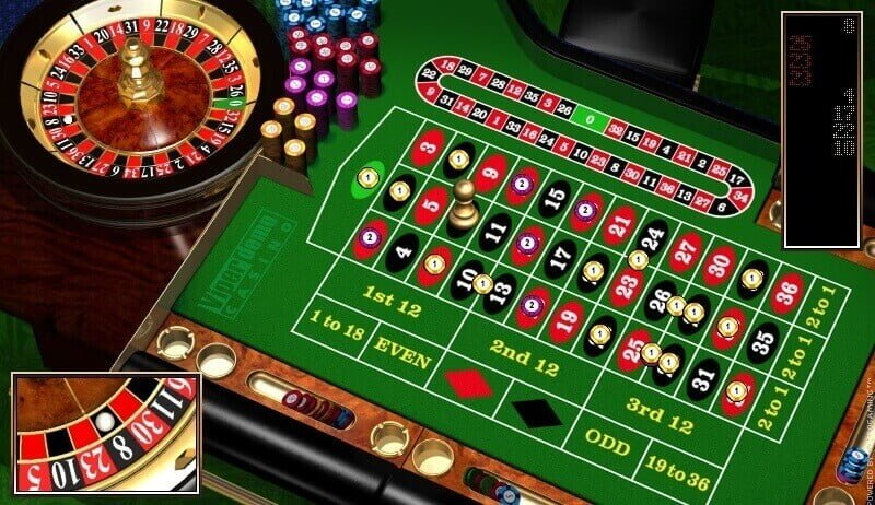 Roulette Strategy to 42456
