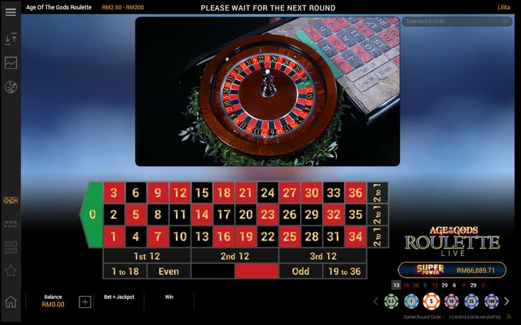 Fastest Roulette 30808