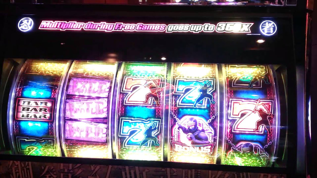 Slot Machine 30493