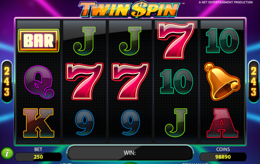 Twin Spin 67495