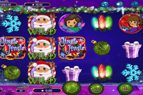 Holiday Season Slot 50869