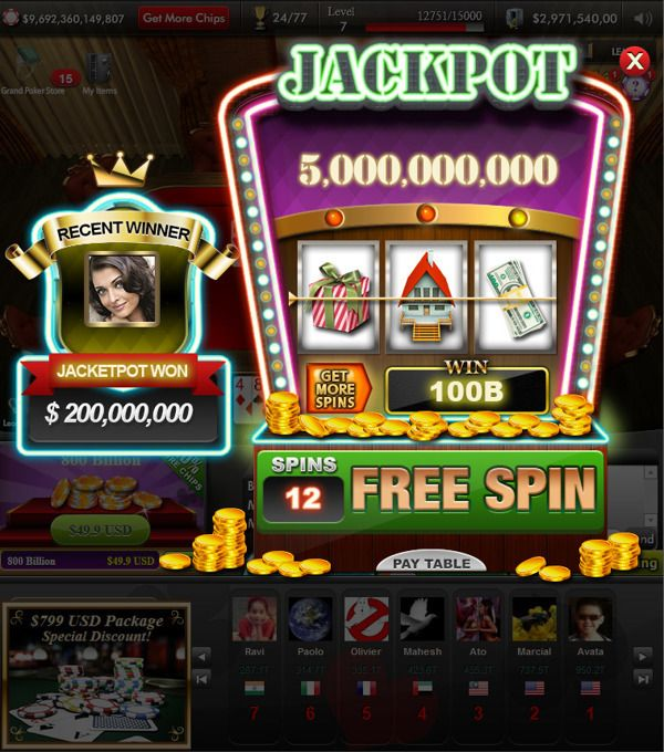 Poker Slot How 88832