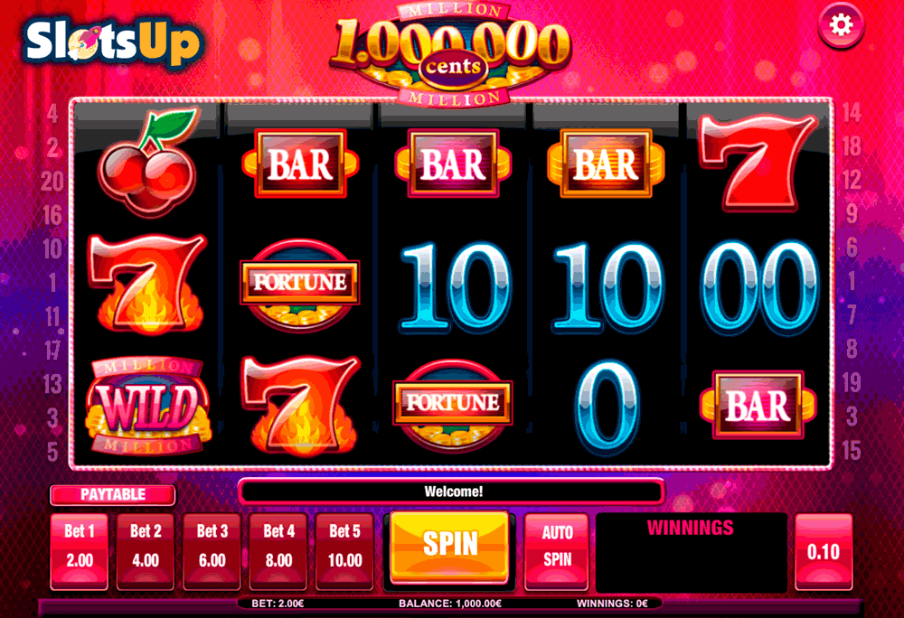 Sizzling Spins Slot 96888