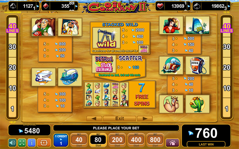 Pirates Gold Slot 19200