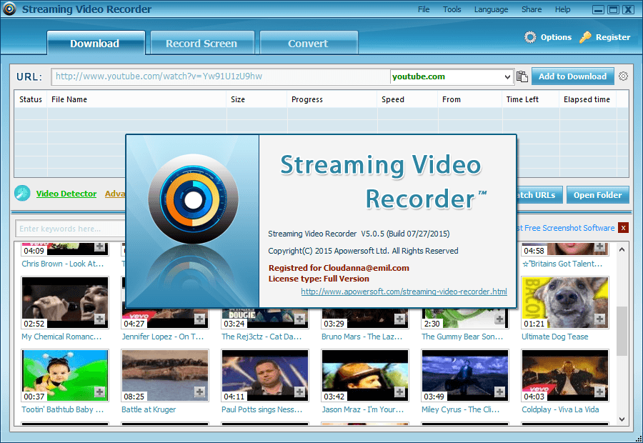 Streaming Video 62471