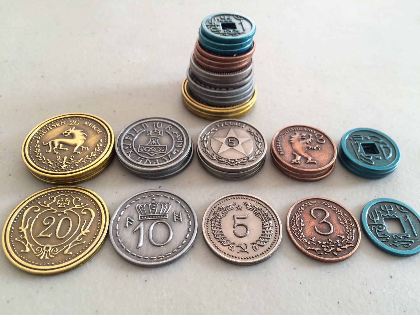 Games With Tokens 2322