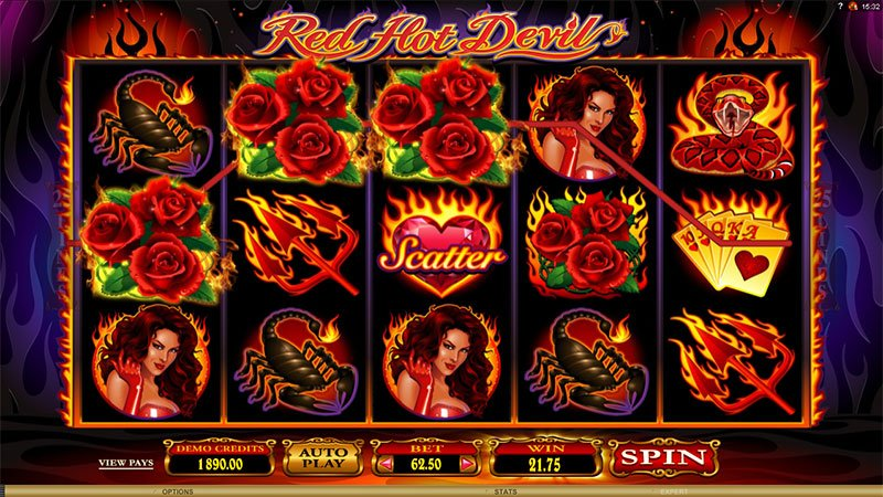 Slots With 91075
