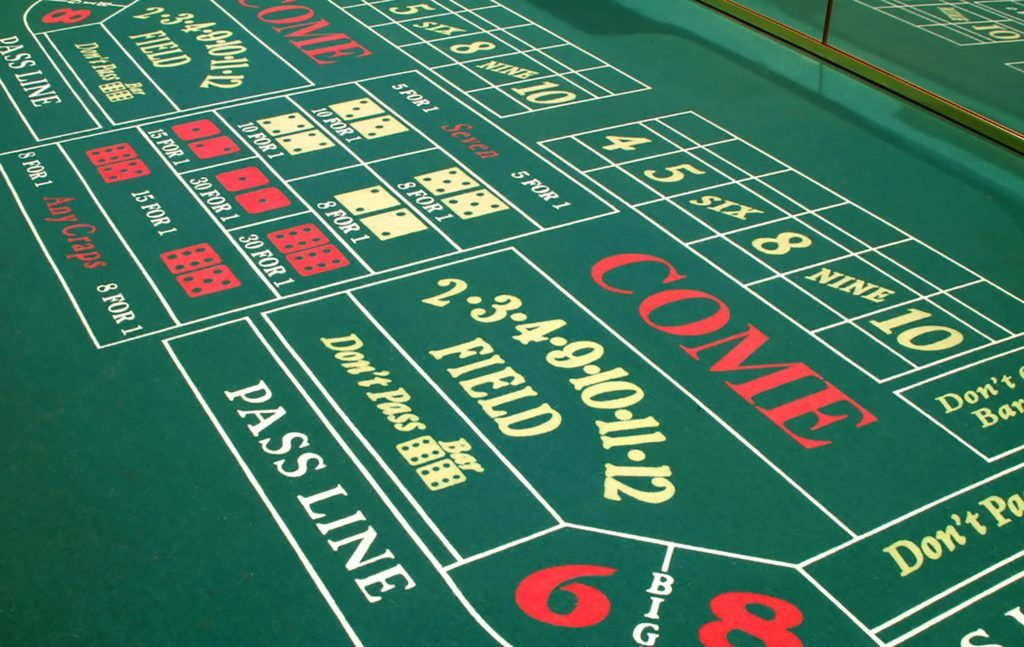 Best Craps Strategy 77842