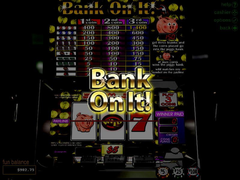 Casino Front Money 14698
