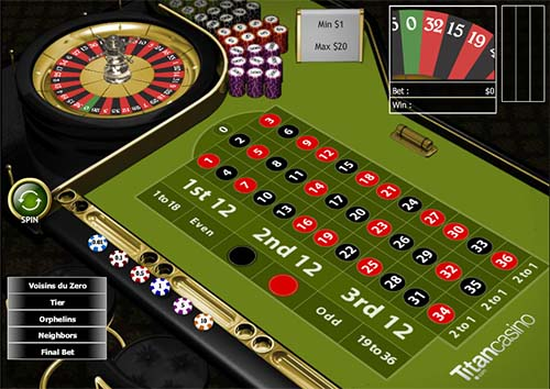 Mechanical Roulette 11811