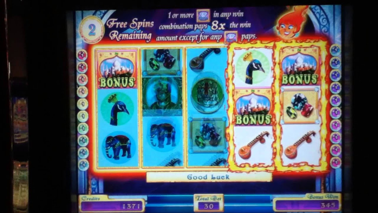Slot Machine is 37696