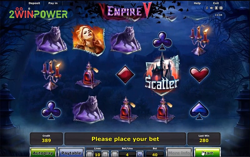 Slot Games for 93515