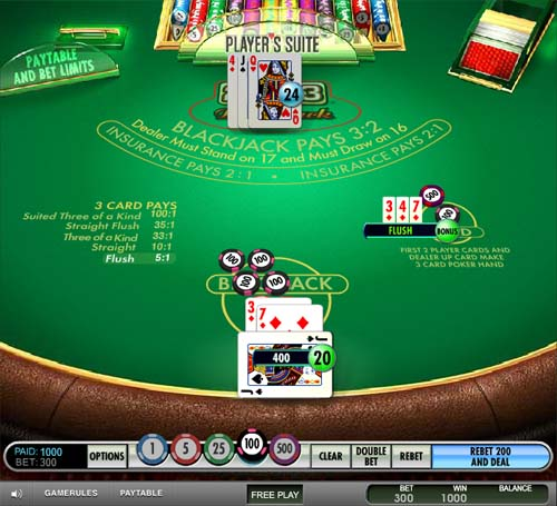 European Blackjack 27201