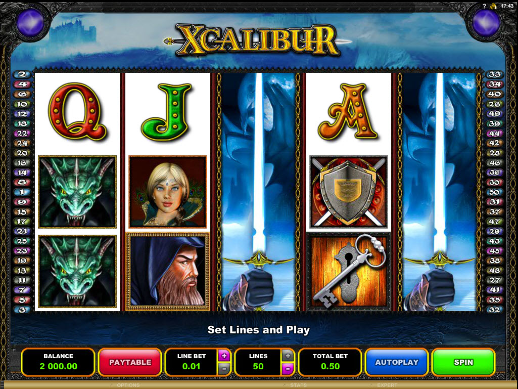 Excalibur Slot Drawbacks 80674