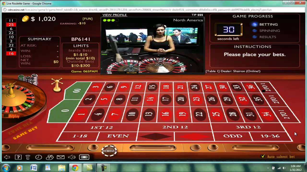 Flat Betting Blackjack 64163