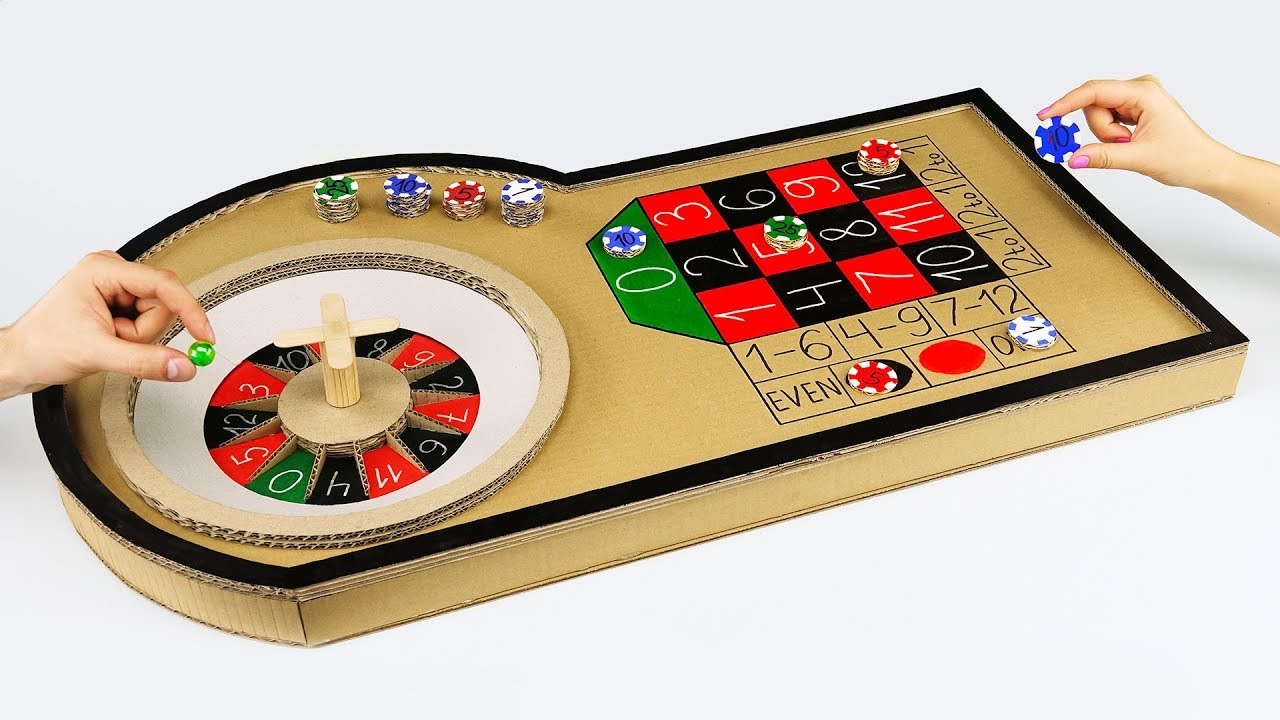 Mechanical Roulette 86228