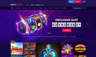 Party Casino Free 29530