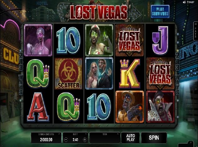 Superstitions Slot Lost 69469