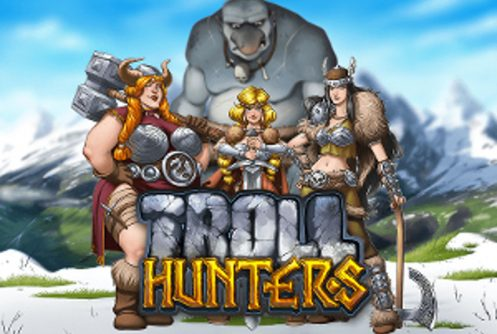 Troll Hunters Slot 49390